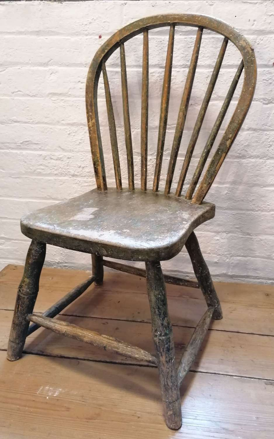 18th C West Country Side Chair
